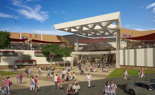 Foruminvest en ARES 2002 starten bouw Shopping Center Gran Roma
