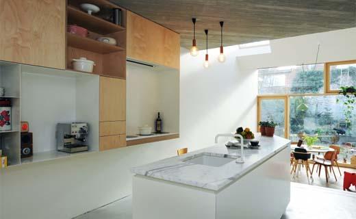 Mijn Huis Mijn Architect: Passiefwoning in Anderlecht