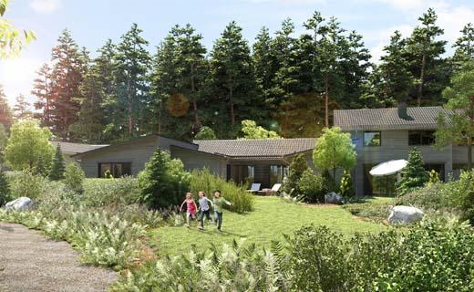 Belgische houtskeletbouwspecialist bouwt 401 vakantiewoningen in Duitsland