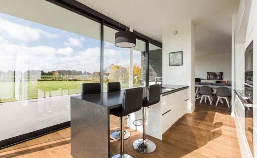 Mijn Huis Mijn Architect: Vrijstaande woning in Bierbeek