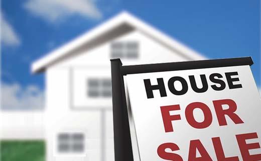 Slechts één op de drie verkopers hangt nog een Huis te koop-bordje aan de deur
