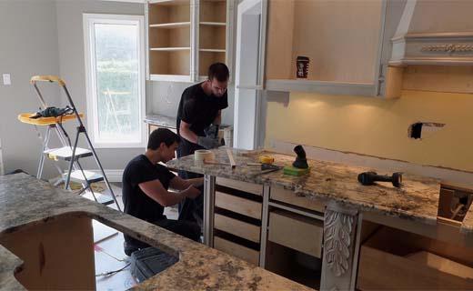Tips voor wie een nieuwe keuken laat of gaat installeren