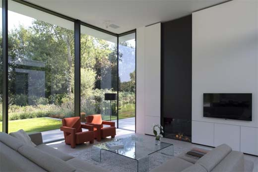 design in pvc, hout en aluminium bij Profel