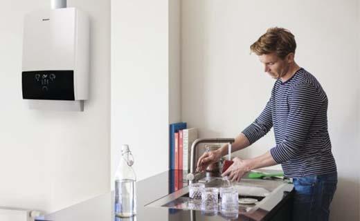 bis 2017: Innovatieve verwarming van Daikin