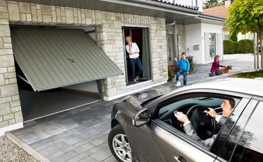 Garagedeurautomatisering, waar moet je op letten?