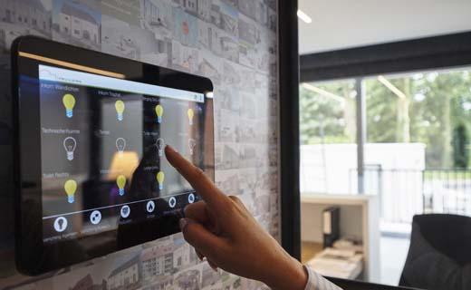 Stijlvolle kantooromgeving met state-of-the-art technologie