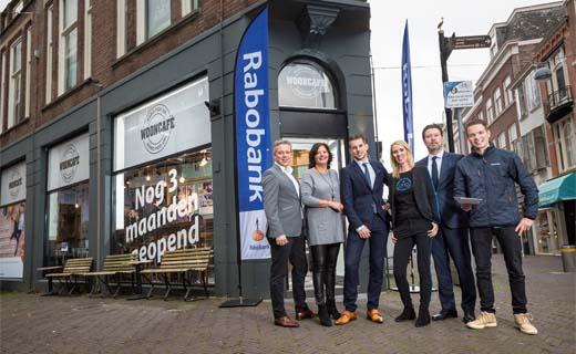 Rabo Wooncafé opent in hartje Den Haag