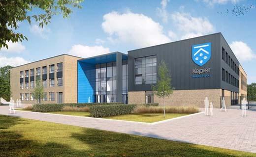 BAM verwerft omvangrijke bouwopdracht vijf Britse scholen