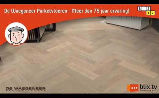 bis video: De Waegeneer parketvloeren