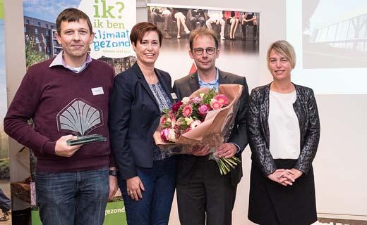 Algemene Bouw Maes wint eerste editie van Fier Bouwen-award