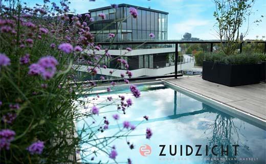 Zuidzicht pronkt met hoogste zwembad van Limburg