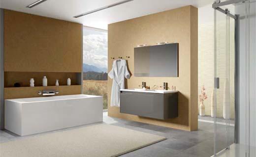 2 in 1 oplossing voor een strak badkamermeubel