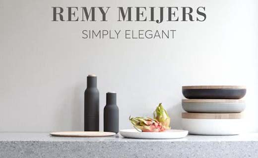 Remy Meijers, simply elegant