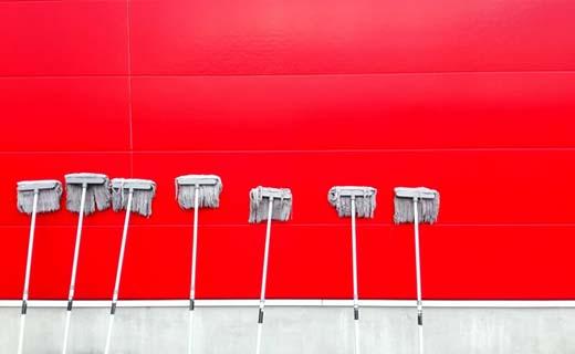 4 tips voor de grote schoonmaak in huis