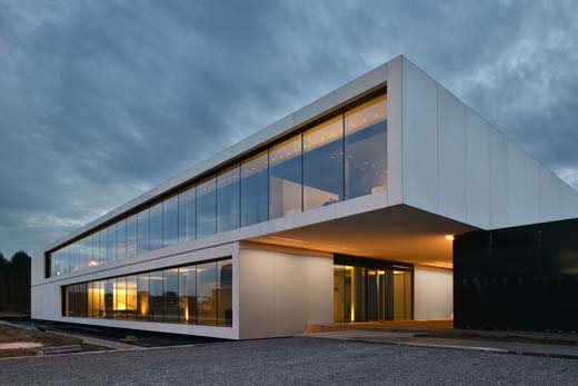 Nieuw hoofdkwartier Kreon