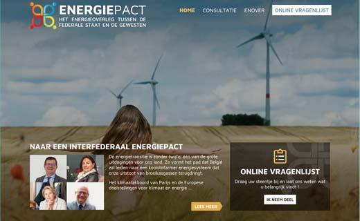Resultaten burgerbevraging Energiepact online