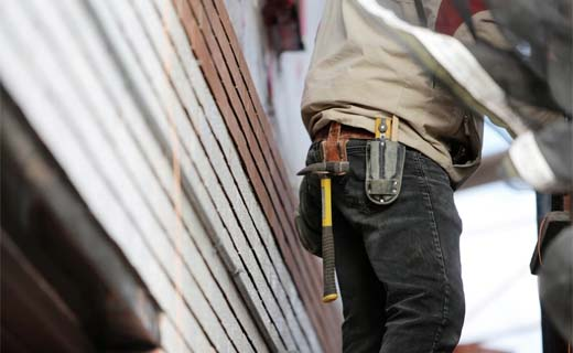 6 procent meer faillissementen in de bouw in 2018