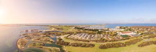 Center Parcs Port Zélande biedt nieuwe luxueuze cottages aan