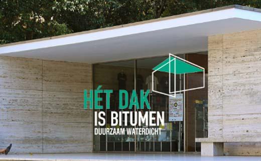 Architectuurwedstrijd Het Dak is Bitumen