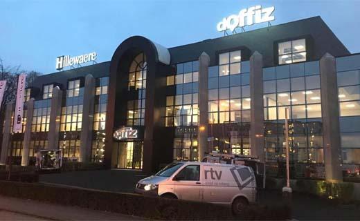 Turnhout krijgt één van de meest moderne bedrijvencomplexen van de Kempen