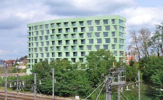 Crepain Binst Architecture wint FEBE Element Awards