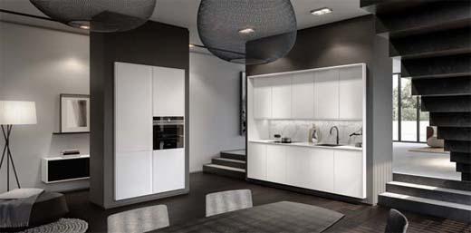 Siematic - De nieuwe geometrie van de keuken