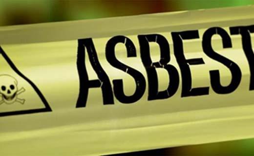 Bouwsector en Fedris lanceren 'Wees alert voor Asbest'