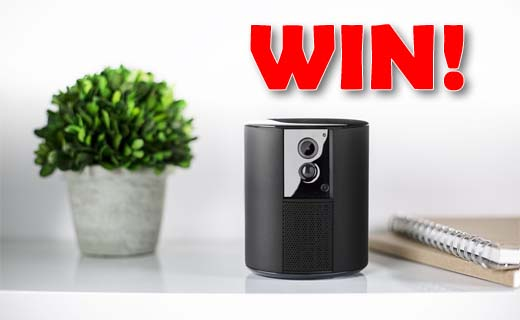 Win een Somfy One all-in-one alarmsysteem