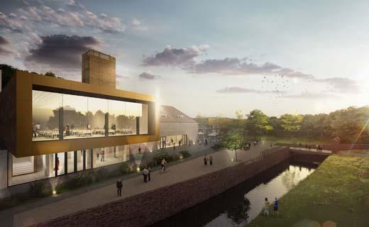 Definitief ontwerp belevingscentrum Par'Course Valkenburg gepresenteerd