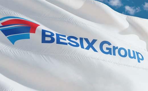 BESIX behaalt het BIM-certificaat niveau 2