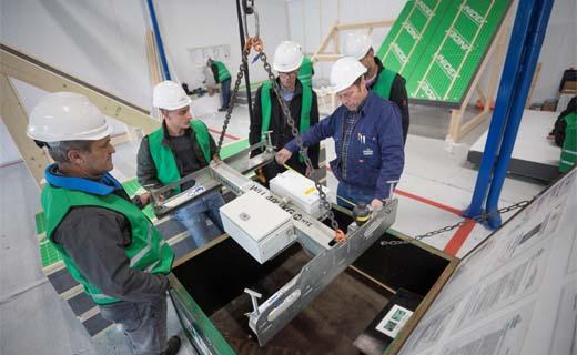 Unidek Academy traint bouwprofessionals over het nieuwe bouwen