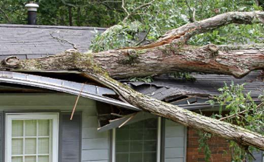 Stormschade: hoe zit het met de verzekering?