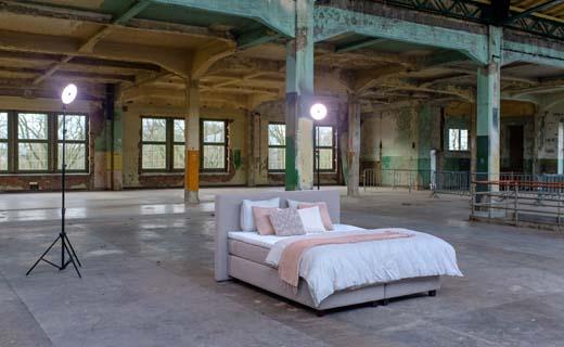 Wereldprimeur voor Limburgse beddenfabrikant met 100% circulair bed