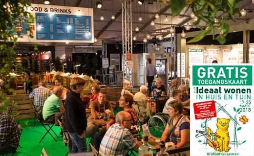 Win een ticket voor Ideaal Wonen 2019 in Leuven