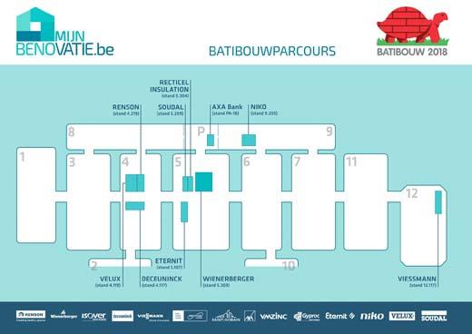 Jouw ideale BENOvatieparcours? Dat volg je online of op Batibouw 2018!