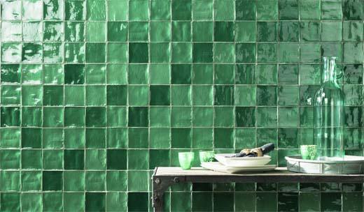 Brukomtegel - Batibouw 2018: Dé trends in vloer- en wandbekleding