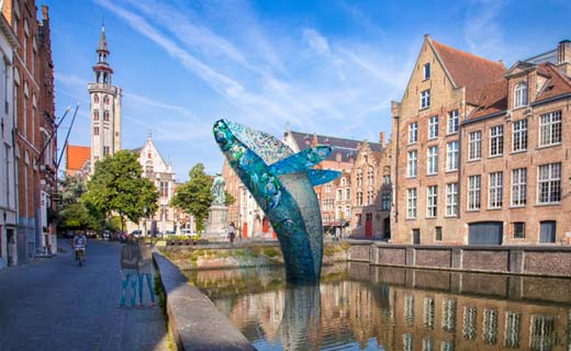 Brugse Triënnale en Netwerk Architecten Vlaanderen slaan handen in elkaar