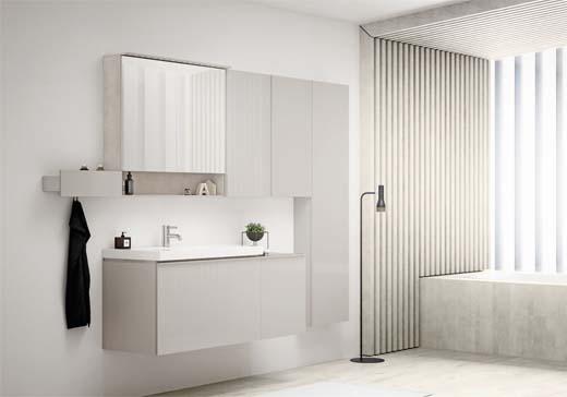 Een gemiddeld gezin moet 90 producten opbergen in de badkamer ...