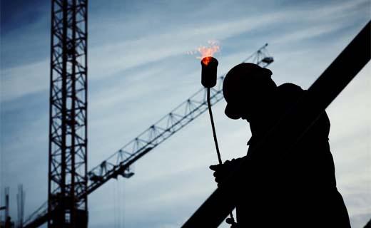 Lastenverlaging voor bouwbedrijven