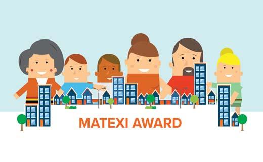 Matexi Awards beloont het meest verbindende buurtinitiatief van België