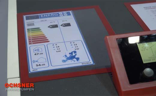 Batibouw report: Warmtepompen van Ochsner (video)