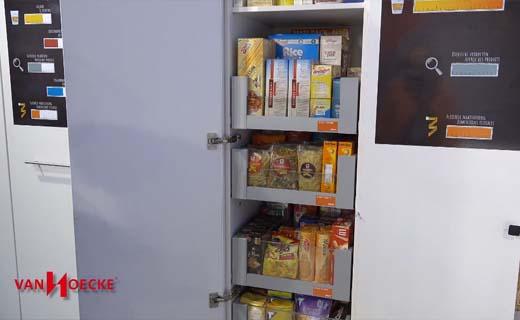 Batibouw report: Opbergen in de keuken (video)