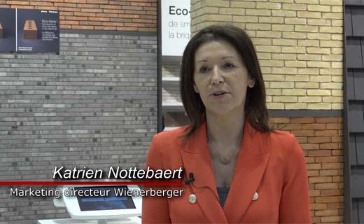 Batibouw report: Nieuwigheden van Wienerberger (video)