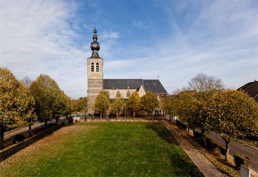 Oud gemeentehuis van Werchter maakt plaats voor 27 assistentieflats