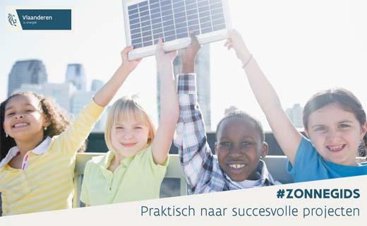 De Zonnegids helpt om samen zonnepanelen te leggen