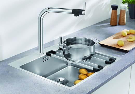 Blanco: Haal meer uit je kleine keuken