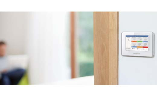 Honeywell integreert Google Home