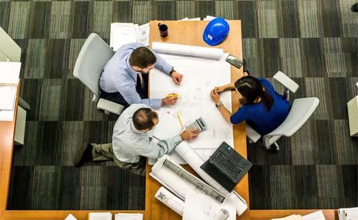 65% van bouwbedrijven heeft gebrek aan ingenieurs