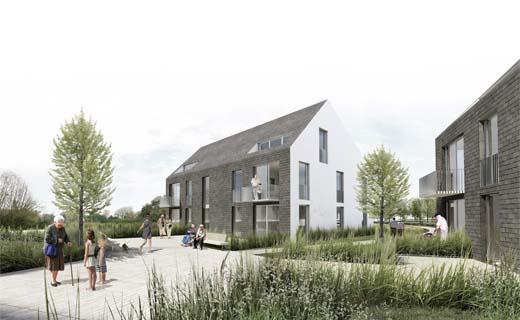 Experimentele woonvormen in Antwerpen en randgemeenten
