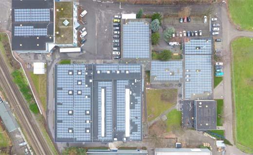 Maatwerkbedrijf De Brug investeert fors in groene energie
